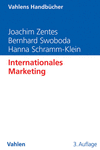 III. Interne Gestaltung des Internationalen Marketing