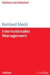 Reinhard Meckl - Internationales Management
