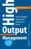 Andrew S. Grove - High Output Management